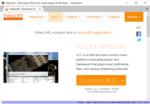 VLC for Windows ダウンロードページのキャプチャ
